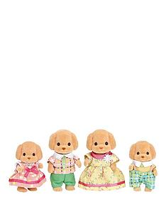 sylvanian-families-toy-poodle-family