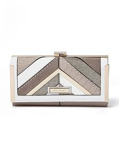 river-island-v-insert-bar-cliptop-purse