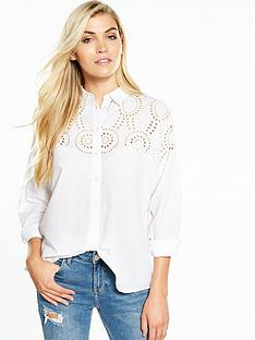 v-by-very-cutwork-white-cotton-shirt