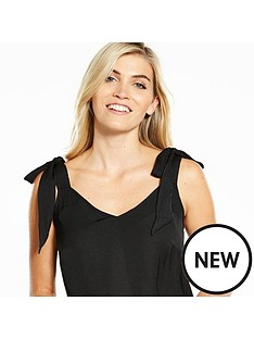 v-by-very-tie-shoulder-cami