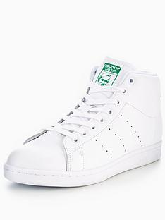 adidas-originals-stan-smith-mid-white