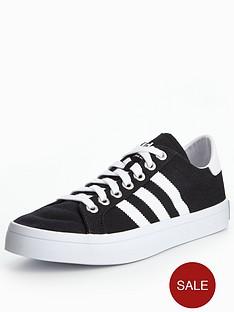adidas-originals-courtvantagenbsp--blackwhitenbsp