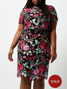 ri-plus-floral-midi-dress