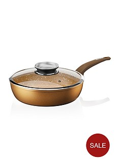 tower-cerastone-28-cm-forged-sauteacute-pan