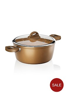 tower-cerastone-24-cm-forged-casserole-pan
