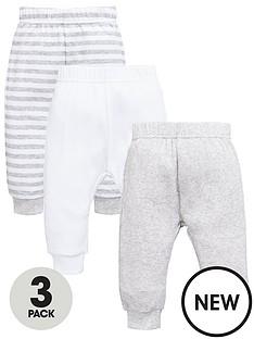 mini-v-by-very-baby-unisex-3pk-rib-amp-stripe-joggers