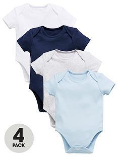 mini-v-by-very-baby-boys-4-pack-bodysuits