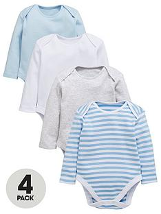 mini-v-by-very-baby-boys-4pk-ls-bodysuits