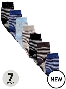 mini-v-by-very-toddler-boys-neppy-striped-socks-7-pack