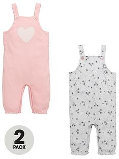mini-v-by-very-baby-girls-heart-and-flower-dungarees-2-pack