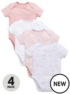 mini-v-by-very-baby-girls-4-pk-essential-ss-bodysuits