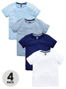 mini-v-by-very-boys-4-pack-slub-tshirts