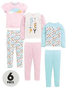 mini-v-by-very-girls-6-piece-sleepy-geo-pjs