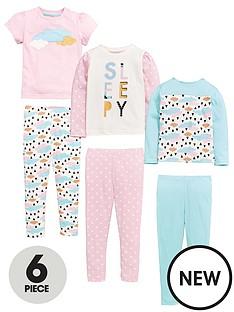 mini-v-by-very-toddler-girls-6-piece-sleepy-geo-pjs