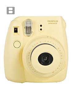 fuji-fujifilmnbspinstaxnbspmini-8-including-10-shots-yellow