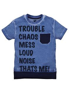 mini-v-by-very-toddler-boys-blue-slogan-troublechaos-tee