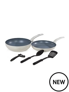 tower-tower-5-piece-kitchen-set-wok-fry-pan-and-tools