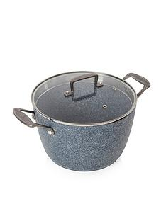 tower-granitexnbsp24-cm-forged-casserole-pan
