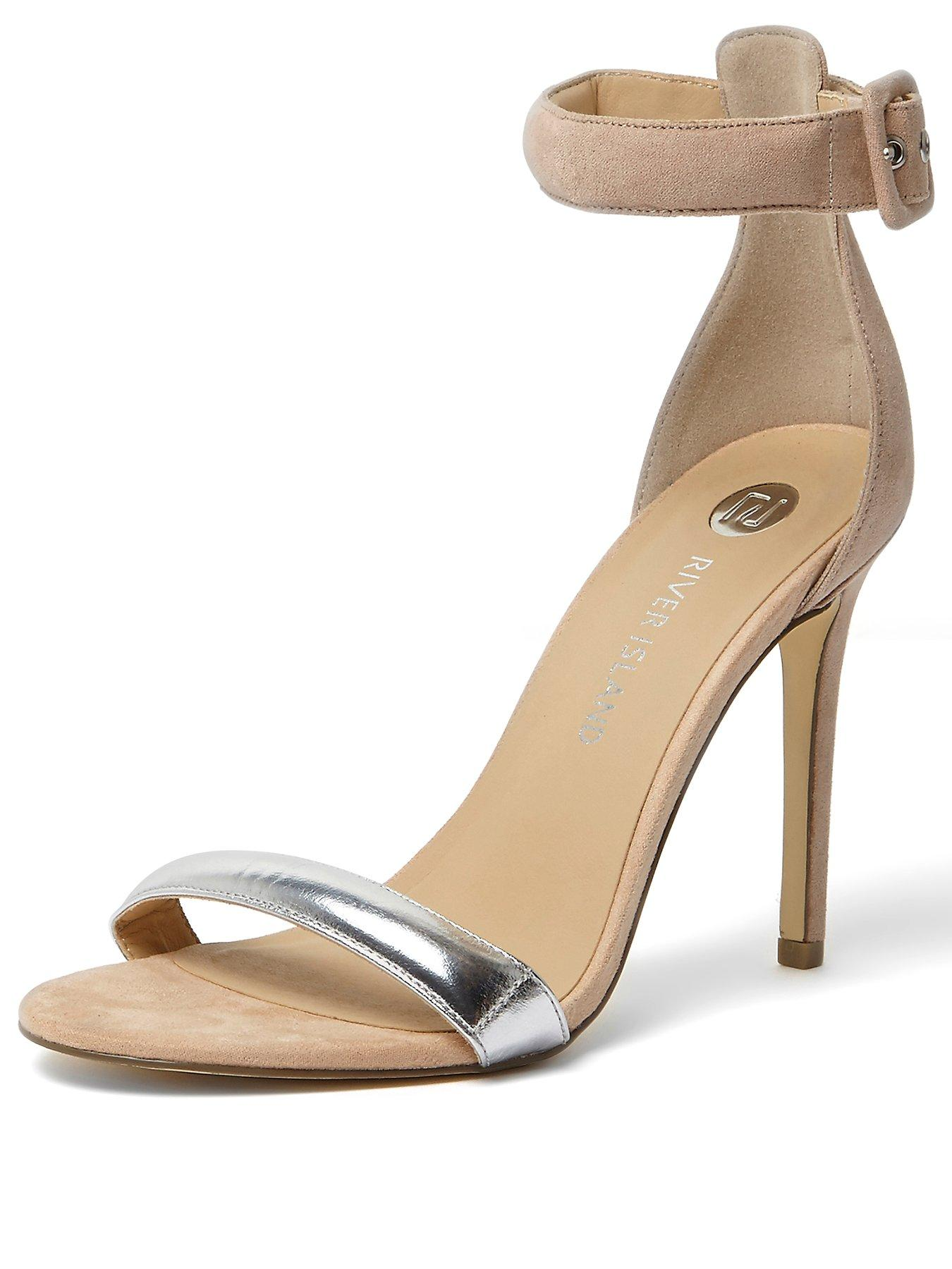 River Island SERITA BARELY THERE SANDAL