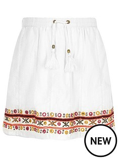 river-island-girls-white-bead-embellished-skater-skirt