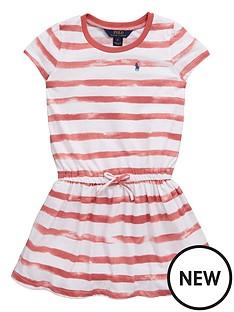 ralph-lauren-short-sleeve-stripe-jersey-dress