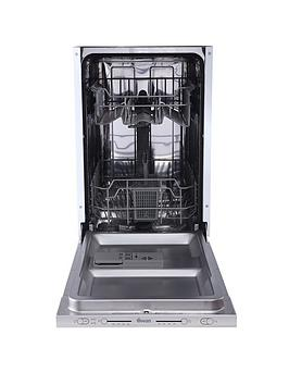 Swan Sdwb7030W 9Place Slimline Integrated Dishwasher  White