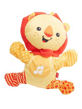 FisherPrice Fisherprice Roar N Ride Lion