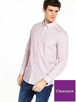ted-baker-print-longsleeve-shirt