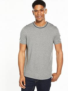 ted-baker-textured-knitted-t-shirt