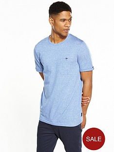 ted-baker-jacquard-crew-neck-t-shirt