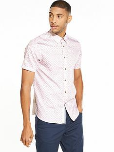 ted-baker-mens-geometric-short-sleeve-shirt