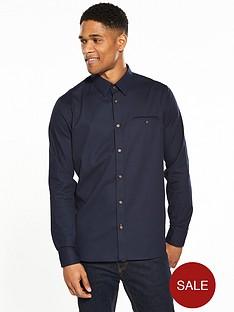 ted-baker-textured-longnbspsleeve-shirt
