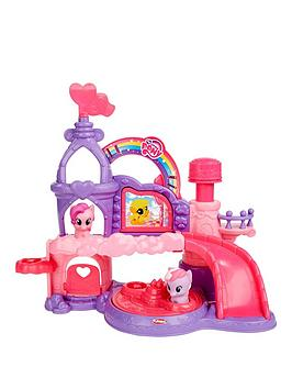 Hasbro Playskool My Little Pony Musical Celebration Castle