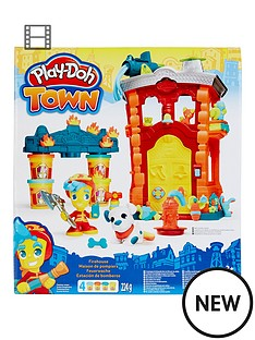 hasbro-playdoh-town-firehouse