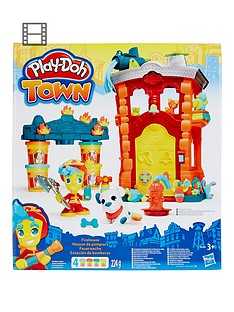 hasbro-playdoh-town-firehouse