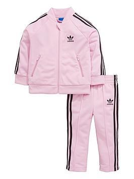 Adidas Originals Adidas Originals Baby Girl Superstar Tracksuit