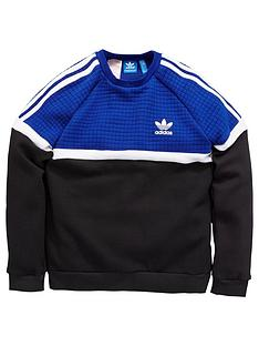 adidas-originals-older-boy-fleece-sweat