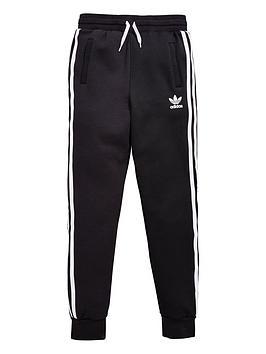 adidas-originals-older-boy-fleece-pants