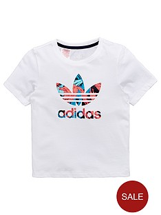 adidas-originals-adidas-originals-toddler-girls-printed-trefoil-tee