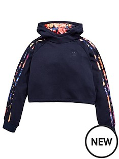 adidas-originals-adidas-originals-older-girls-rose-print-crop-hoody