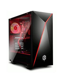 Cyberpower Luxe Vr Elite Intel&Reg Core&Trade I7 16Gb Ram 2Tb Hard Drive &Amp 128Gb Ssd Gaming Pc Desktop Base Unit With 8Gb Nvidia Geforce Gtx 1080 Graphics  Black