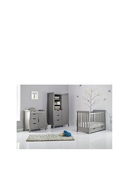 Obaby Stamford Mini 3Piece Nursery Furniture Set