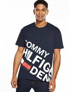 hilfiger-denim-tommy-hilfiger-denim-logo-graphic-tee