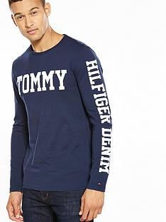 hilfiger-denim-tommy-hilfiger-denim-long-sleeve-tommy-logo-tee