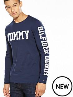 hilfiger-denim-tommy-hilfiger-denim-long-sleeve-tommy-logo-tee