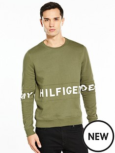 hilfiger-denim-tommy-hilfiger-denim-text-logo-sweat