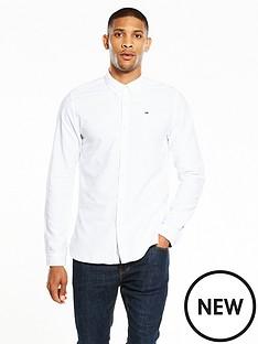 hilfiger-denim-tommy-hilfiger-denim-long-sleeved-oxford-shirt