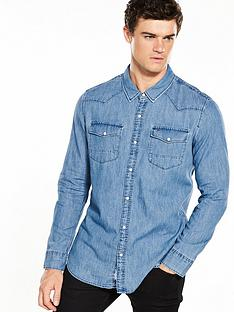 hilfiger-denim-tommy-hilfiger-denim-long-sleeved-denim-shirt