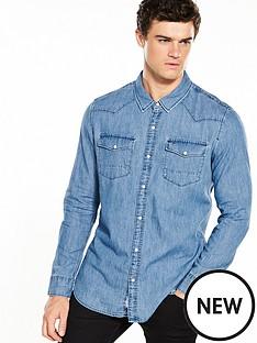hilfiger-denim-tommy-hilfiger-denim-long-sleeved-denim-shirt