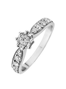 starlight-9ct-gold-34ct-look-25-point-illusion-set-diamond-ring-with-stone-set-shoulders